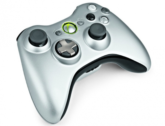 Xbox 360 redesigned D-Pad button up