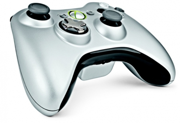 Xbox 360 D-Pad redesign, button up side