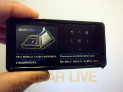Samsung K5 - Sticker Included!