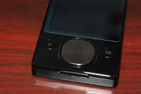Zune 120: Bottom