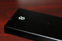 Zune 120: Logo on back