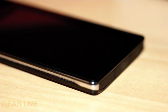 Zune HD power button