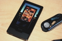 Zune HD unboxed