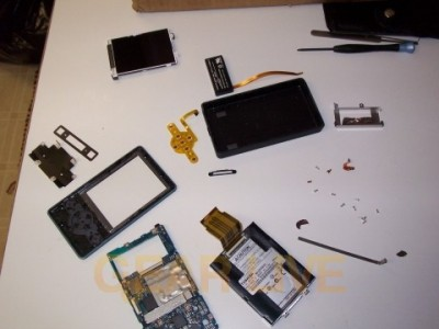 Microsoft Zune Completely Dissected