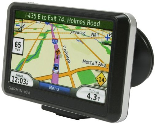 Garmin nuvi 255w gps