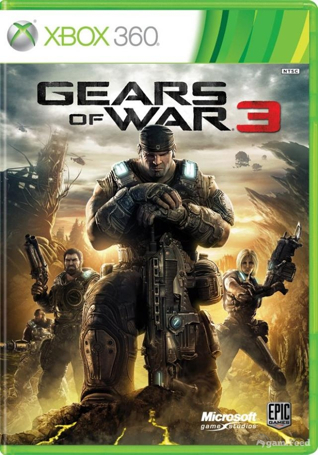 gears of war 3 sale
