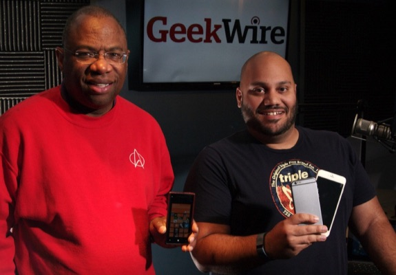 GeekWire Radio andru edwards