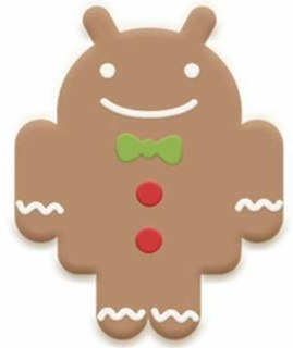 android gingerbread update