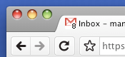 gmail unread message icon