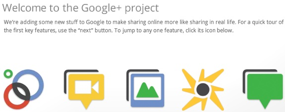 Google+ Project