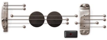 Google Les Paul Tribute Doodle