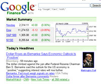 Google Finance