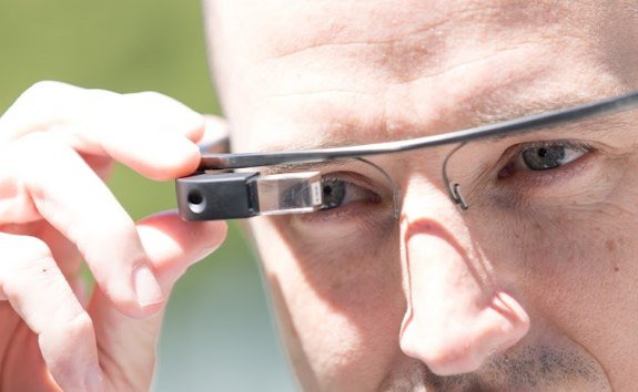Google Glass production