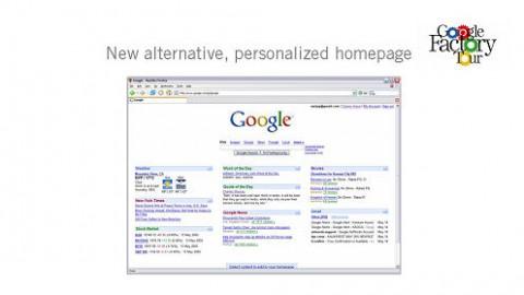 Google Portal