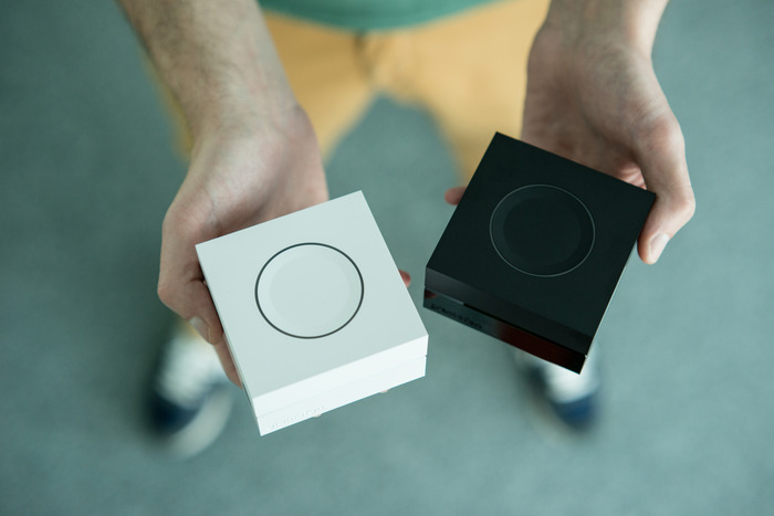 Gramofon kickstarter cloud music player spotify