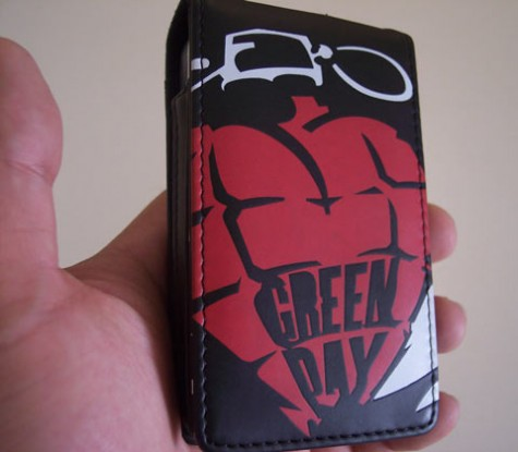 Green Day iPod Case