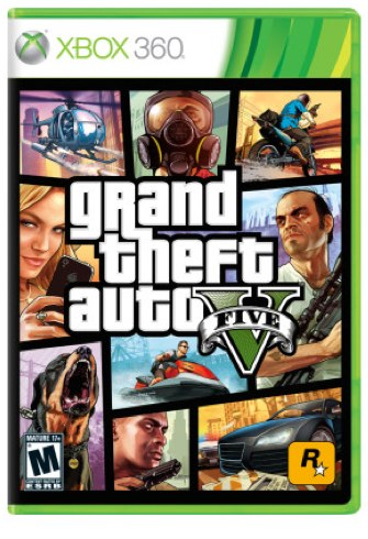 Grand theft auto v free xbox points