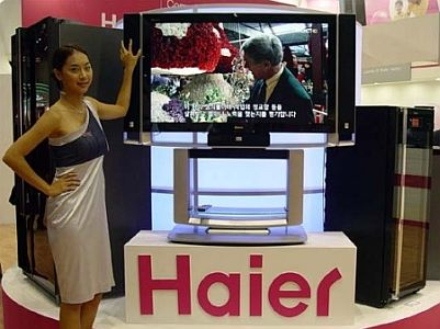 Haier HD TV