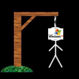Windows XP Hanging