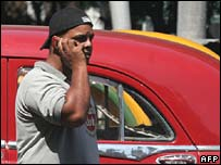 Havana Phone User