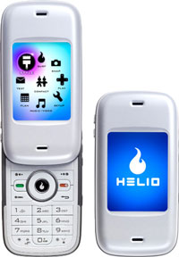Helio Kickflip