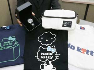 Men's Hello Kitty Line