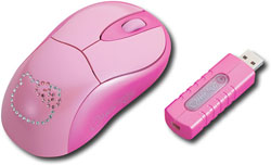 Hello Kitty Wireless Mouse
