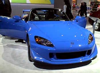 Honda S2000CR