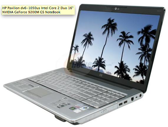 HP dv-6-1050 sale