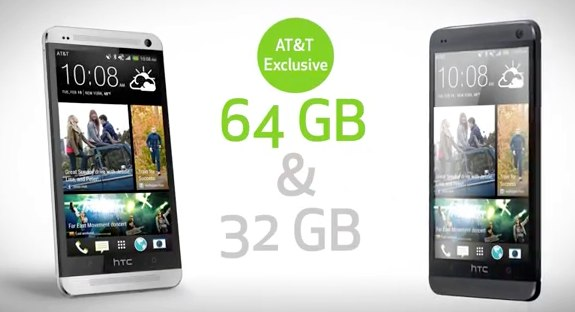 HTC One 64GB AT&amp;T