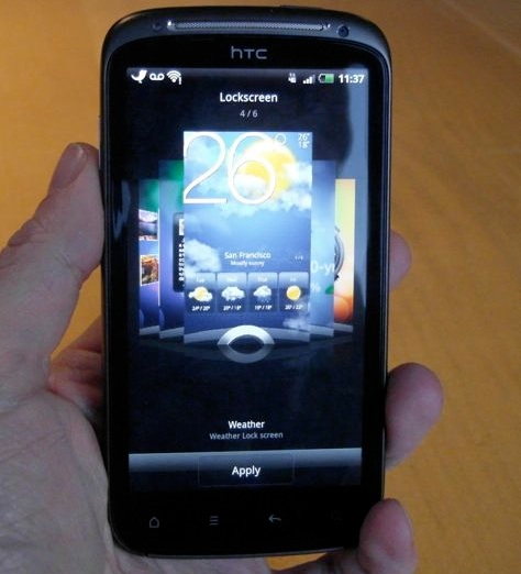 HTC Sensation 4G