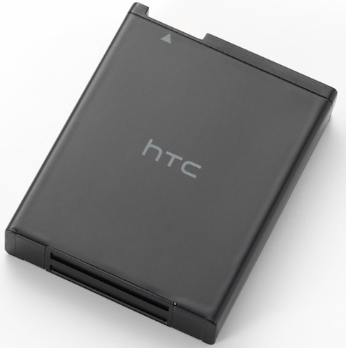 HTC Thunderbolt extended battery