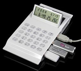 USB Hub/Calculator