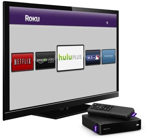 Hulu Plus Roku TiVo