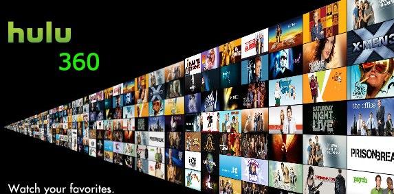 Hulu Xbox 360
