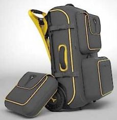 Hybrid PA Bag