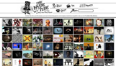 The Hyde Tube Screenshot