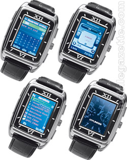 Hyundai Watch Phone