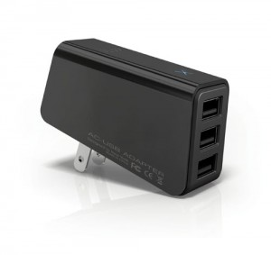 iLuv iAD117 Three USB Charger