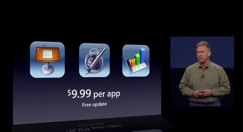 iOS iWork Updated