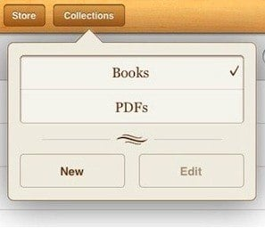 iBooks 1.2