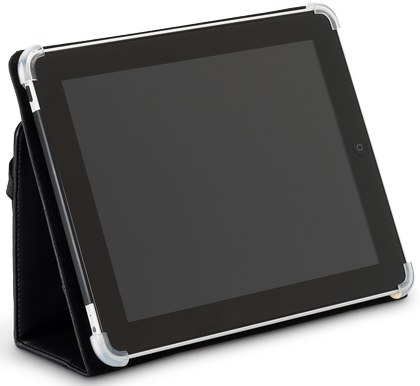 ipad case stand. ic-1000bk case stand