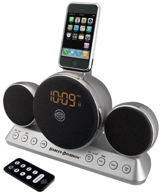 iHome Harley Davidson iPod/iPhone dock