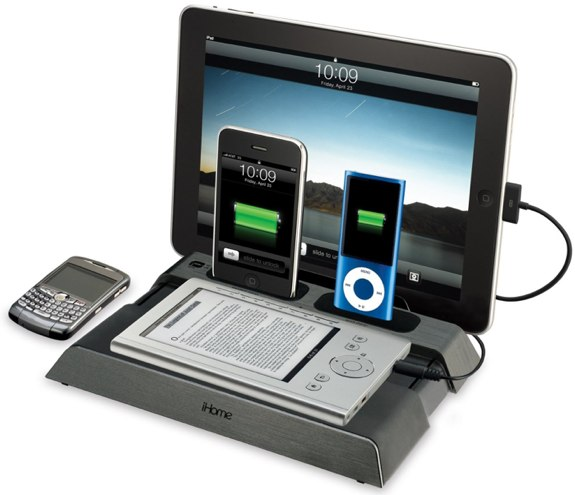 iHome iB969 charging station review