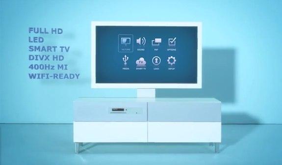 IKEA Uppleva HDTV