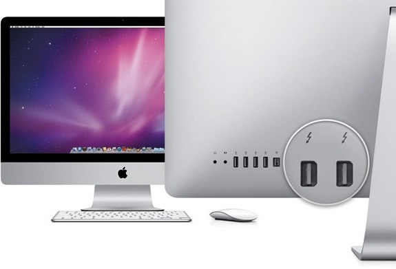 iMac 2011 thunderbolt