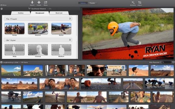 iMovie 10.0