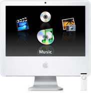 Intel iMac Core Duo