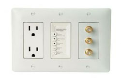 In-Wall Power Center