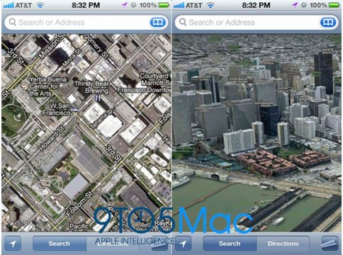 iOS 6 Maps